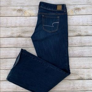 American Eagle Artist Stretch jeans size 14
